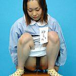 【幼稚園児が白パンツ失禁】宮園裕香 ゆうかの聖水遊戯